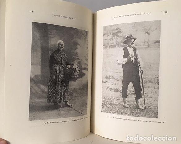 Libros antiguos: Etnología VI . (M. 1948) Hugo Obermaier; Indumentaria vasca; Indios cuaiqueres; Etc. - Foto 2 - 113373755