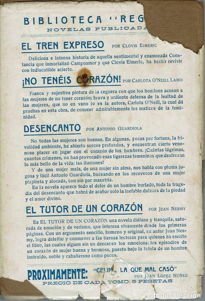 Libros antiguos: EL TÍO DE TODOS, POR CARMEN DE BURGOS (COLOMBINE). AÑO 1925. (4.3) - Foto 3 - 113403651