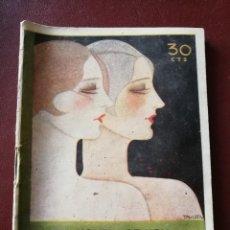 Libros antiguos: LA NOVELA DE HOY. NOCHE Y AMANECER. HERNÁNDEZ CATA. AÑO 1929. ANTIGUA.. Lote 113411007