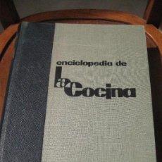 Libros antiguos: ENCICLOPEDIA DE COCINA. Lote 125431592