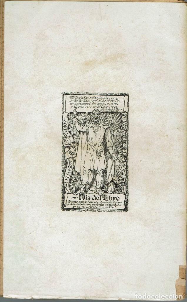 Libros antiguos: LA SANTA NIÑA CATALINA, POR RAFAEL CANSINOS-ASSENS. AÑO ¿1918? (2.3) - Foto 2 - 113480639