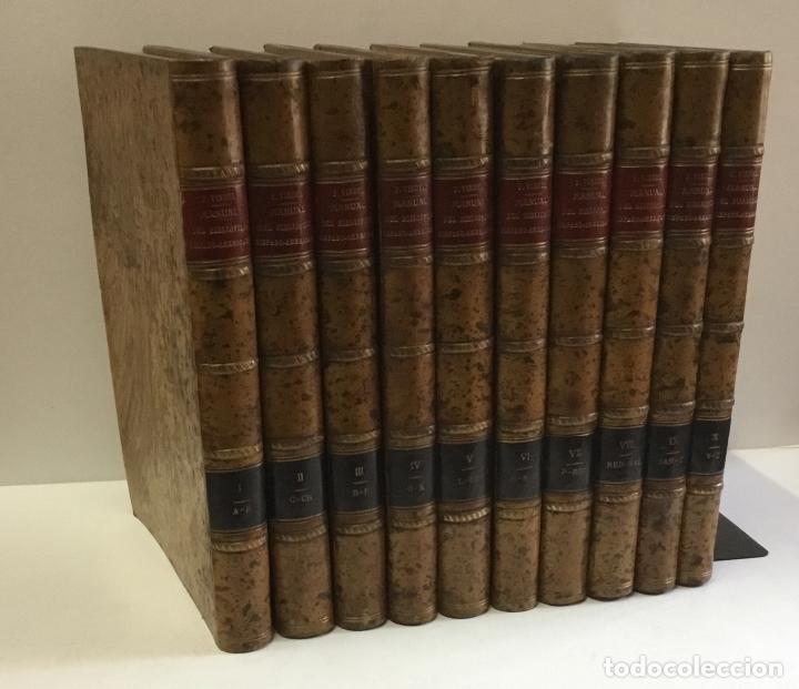 MANUAL GRÁFICO-DESCRIPTIVO DEL BIBLIÓFILO HISPANO-AMERICANO (1475-1850). - VINDEL, FRANCISCO. (Libros Antiguos, Raros y Curiosos - Bellas artes, ocio y coleccionismo - Otros)