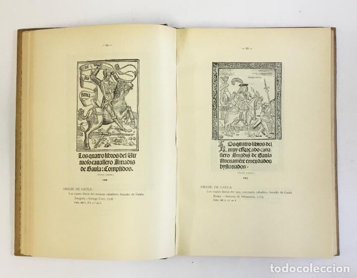 Libros antiguos: MANUAL GRÁFICO-DESCRIPTIVO DEL BIBLIÓFILO HISPANO-AMERICANO (1475-1850). - VINDEL, Francisco. - Foto 4 - 109022671