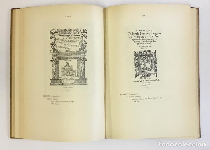 Libros antiguos: MANUAL GRÁFICO-DESCRIPTIVO DEL BIBLIÓFILO HISPANO-AMERICANO (1475-1850). - VINDEL, Francisco. - Foto 6 - 109022671