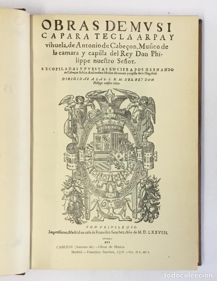 Libros antiguos: MANUAL GRÁFICO-DESCRIPTIVO DEL BIBLIÓFILO HISPANO-AMERICANO (1475-1850). - VINDEL, Francisco. - Foto 7 - 109022671