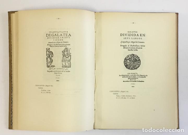 Libros antiguos: MANUAL GRÁFICO-DESCRIPTIVO DEL BIBLIÓFILO HISPANO-AMERICANO (1475-1850). - VINDEL, Francisco. - Foto 10 - 109022671