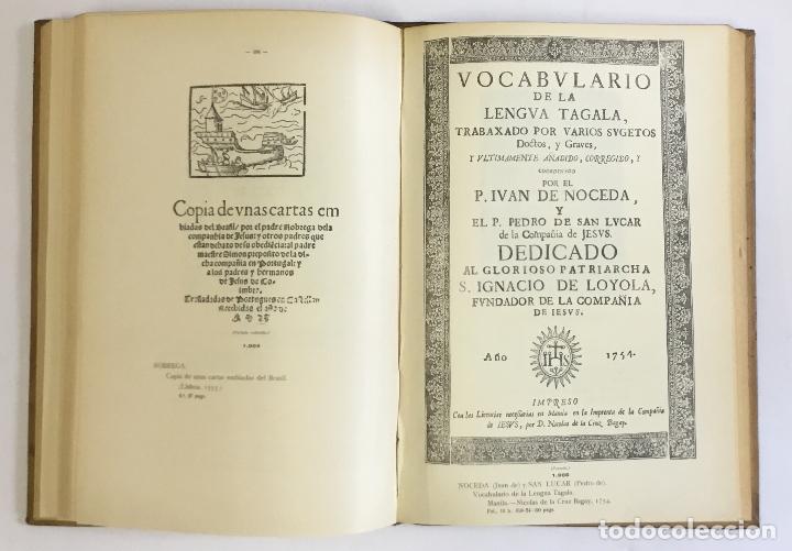 Libros antiguos: MANUAL GRÁFICO-DESCRIPTIVO DEL BIBLIÓFILO HISPANO-AMERICANO (1475-1850). - VINDEL, Francisco. - Foto 17 - 109022671