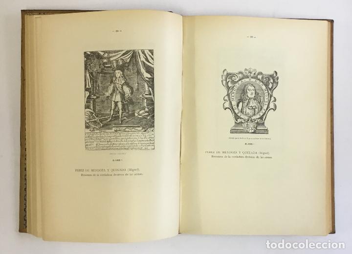 Libros antiguos: MANUAL GRÁFICO-DESCRIPTIVO DEL BIBLIÓFILO HISPANO-AMERICANO (1475-1850). - VINDEL, Francisco. - Foto 21 - 109022671