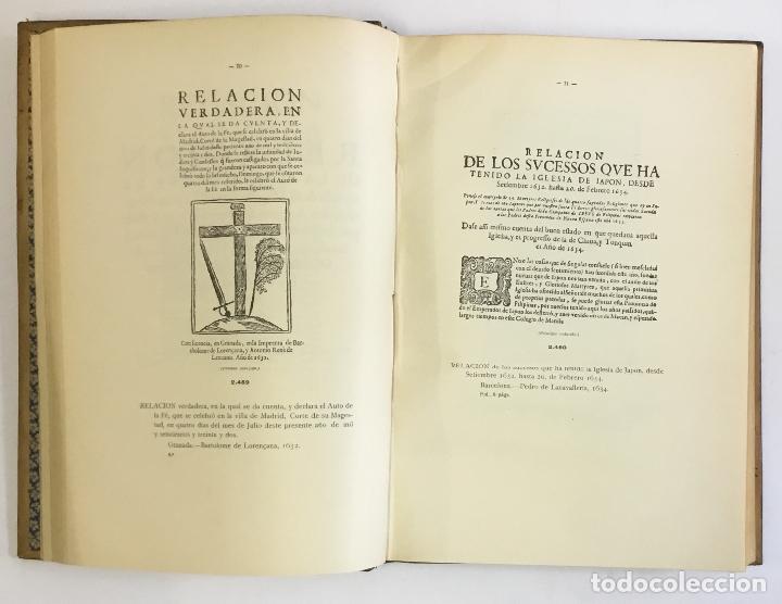 Libros antiguos: MANUAL GRÁFICO-DESCRIPTIVO DEL BIBLIÓFILO HISPANO-AMERICANO (1475-1850). - VINDEL, Francisco. - Foto 24 - 109022671