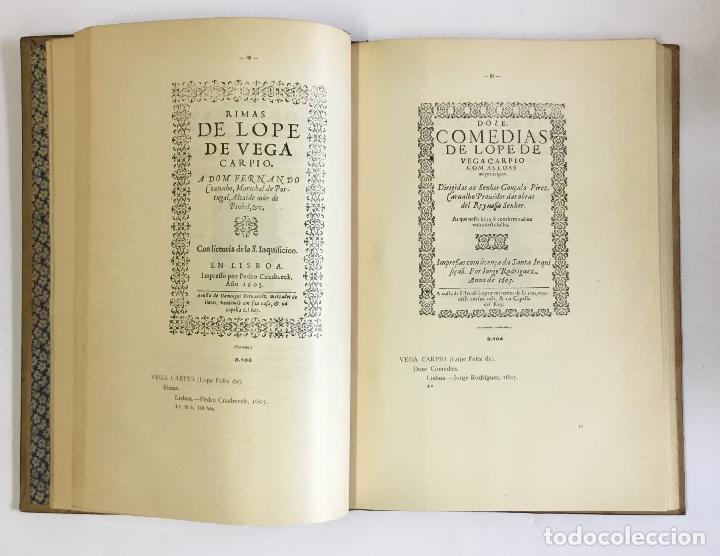 Libros antiguos: MANUAL GRÁFICO-DESCRIPTIVO DEL BIBLIÓFILO HISPANO-AMERICANO (1475-1850). - VINDEL, Francisco. - Foto 27 - 109022671
