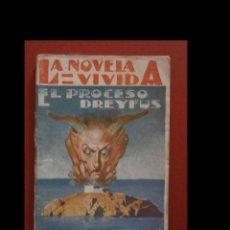 Libros antiguos: EL PROCESO DREYFUS. Lote 113598331
