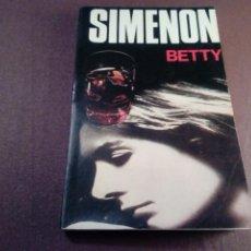 Libros antiguos: BETTY SIMENON CARALT. Lote 113618319