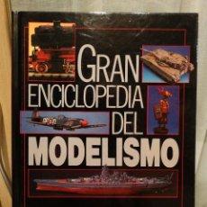 Libros antiguos: TOMO DE LA GRAN ENCICLOPEDIA DEL MODELISMO. Lote 113630307