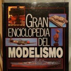 Libros antiguos: TOMO DE LA GRAN ENCICLOPEDIA DEL MODELISMO. Lote 113630347