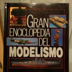 Libros antiguos: TOMO DE LA GRAN ENCICLOPEDIA DEL MODELISMO. Lote 113630707