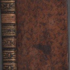 Libros antiguos: DICTIONNAIRE POUR LINTELLIGENCE DES AUTEURS CLASSIQUES , GRECS ET LATINS ,TOME PREMIER / MUNDI-2989. Lote 113667183
