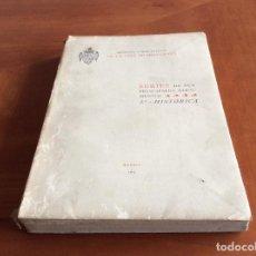 Livres anciens: EL MAGNÍFICO ARCHIVO DE MEDINACELI. DOS TOMOS. Lote 113675467