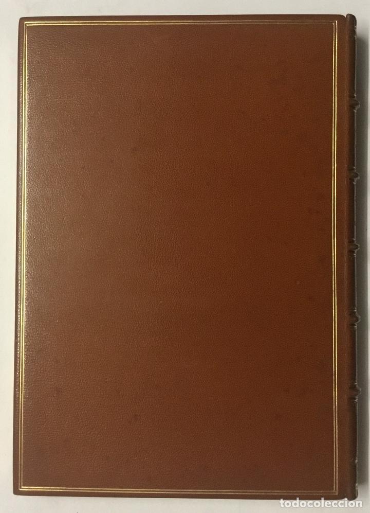 Libros antiguos: SILUETES EPIGRAMÀTIQUES. - ROIG I LLOP, Tomàs. [ Papel Japón] EDICION DE 15 EJEMPLARES. BIBLIOFILIA. - Foto 4 - 113686047