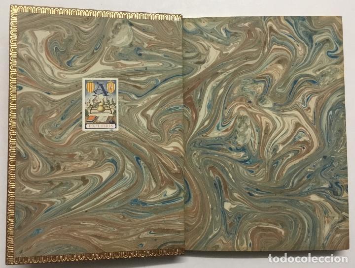 Libros antiguos: SILUETES EPIGRAMÀTIQUES. - ROIG I LLOP, Tomàs. [ Papel Japón] EDICION DE 15 EJEMPLARES. BIBLIOFILIA. - Foto 5 - 113686047