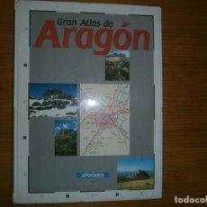 Libros antiguos: GRAN ATLAS DE ARAGON. Lote 113701175