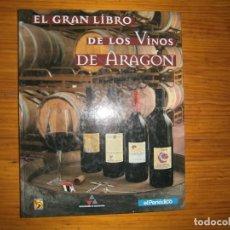 Libros antiguos: VINOS DE ARAGON BUEN ESTADO. Lote 113702103