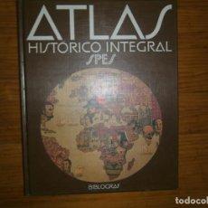 Libros antiguos: ATLAS 1987 BUEN ESTADO . Lote 113704175