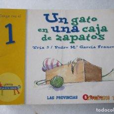 Libros antiguos: COLECCION ZOO DE LOS NUMEROS Nº 1. Lote 113721987