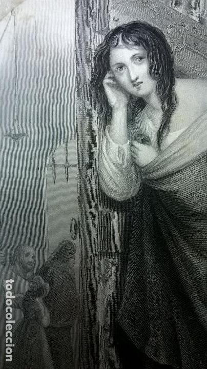 Libros antiguos: Libro.Costumbres del universo.Contiene 18 grabados al acero.Medida 28x38.Año 1864.423 pg - Foto 7 - 113724443