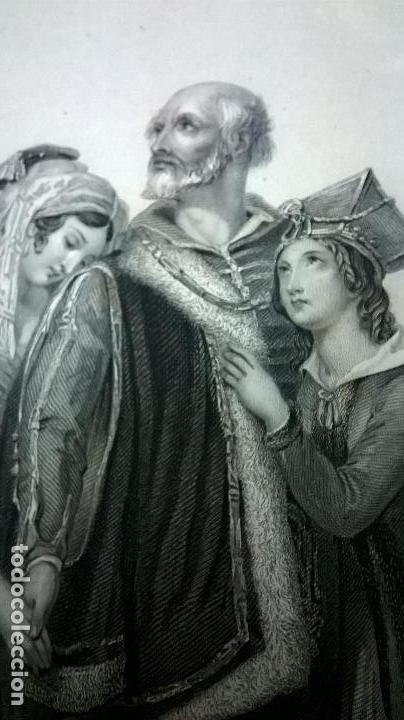 Libros antiguos: Libro.Costumbres del universo.Contiene 18 grabados al acero.Medida 28x38.Año 1864.423 pg - Foto 18 - 113724443