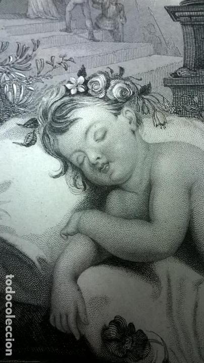 Libros antiguos: Libro.Costumbres del universo.Contiene 18 grabados al acero.Medida 28x38.Año 1864.423 pg - Foto 29 - 113724443