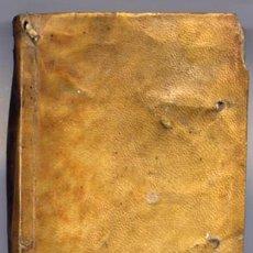 Libros antiguos: SAN AGUSTÍN. SEGUNDA PARTE DE LAS CONFESSIONES DEL GLORIOSO SAN AGUSTÍN. HACIA 1728.. Lote 113787367