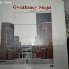 Libros antiguos: GWATHMENY SIGEL STANLEY. Lote 113800107