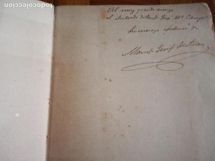 Libros antiguos: FERRÁN La Vida de un Sabio Útil año 1917 - edicatoria autógrafo firma del Autor - Libro antiguo - Foto 4 - 113956575