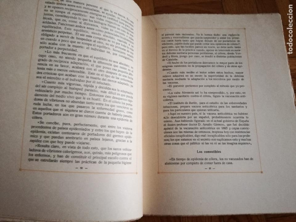 Libros antiguos: FERRÁN La Vida de un Sabio Útil año 1917 - edicatoria autógrafo firma del Autor - Libro antiguo - Foto 14 - 113956575