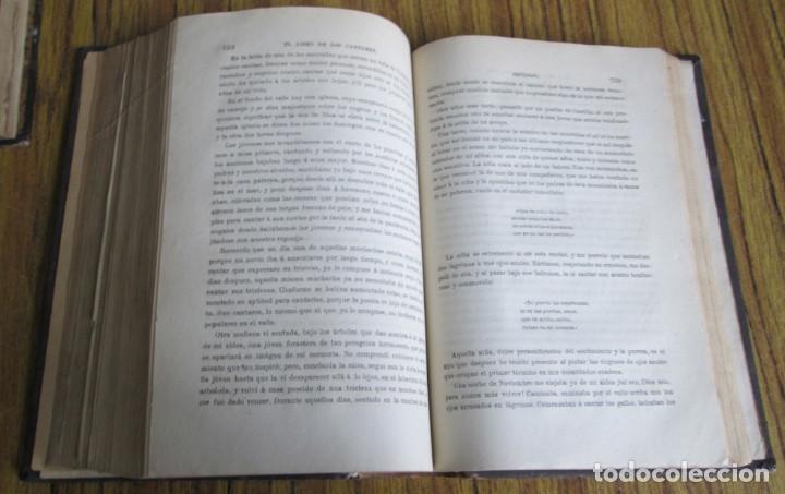 Libros antiguos: Obras populares ANTONIO DE TRUEBA // Edit. Miguel Guijarro – Madrid 1875 // Con grabados - Foto 7 - 113966611