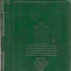 Libros antiguos: JACINTO BENAVENTE : EL NIDO AJENO / CARTAS DE MUJERES. (AGUILAR DE EDICIONES, CRISOLÏN Nº 17, 1961). Lote 113991083