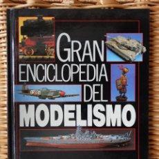 Libros antiguos: TOMO DE LA GRAN ENCICLOPEDIA DEL MODELISMO. Lote 114032355
