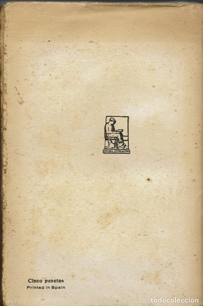 Libros antiguos: CIRCE Y EL POETA, POR M. CIGES APARICIO. AÑO ¿1926? (3.3) - Foto 2 - 114064155