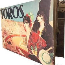 Libros antiguos: TOROS. VISIÓN GRÁFICA DE LA FIESTA NACIONAL ESPAÑOLA. 1932. (AUTÓGRAFO DEL AUTOR) GASA, CORROCHANO. Lote 87008216
