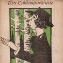 Libros antiguos: PÉREZ ZÚÑIGA : EL CUERPO, LOS ESTERTORES Y UNAS CUANTAS COSAS MÁS (LOS CONTEMPORÁNEOS, 1921). Lote 114410127