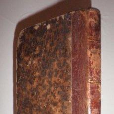 Libros antiguos: LA NUEVA MECANICA MILITAR·ARTE DE HACER LA GUERRA - AÑO 1825 - LEGRIS - ILUSTRADO.. Lote 114477595