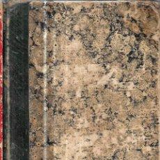 Libros antiguos: ENSAYO SOBRE LAS REVOLUCIONES. EL VIZCONDE DE CHATEAUBRIAND. TRES TOMOS EN UNO. 1847.. Lote 114521003