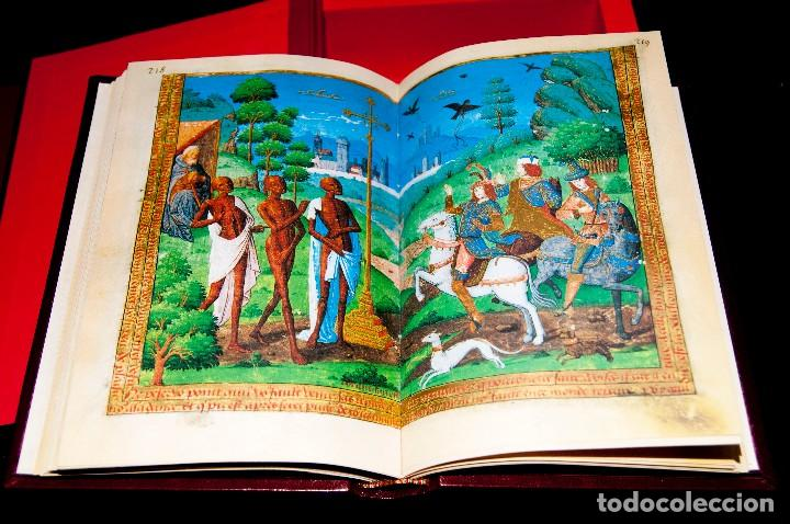 LIBRO DE LAS HORAS DE CARLOS V - ED. VERSOL - FACSÍMIL (Libros Antiguos, Raros y Curiosos - Bellas artes, ocio y coleccionismo - Otros)