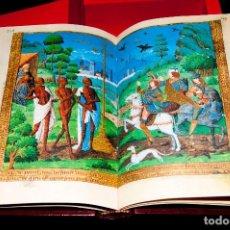 Libros antiguos: LIBRO DE LAS HORAS DE CARLOS V - ED. VERSOL - FACSÍMIL. Lote 114660691