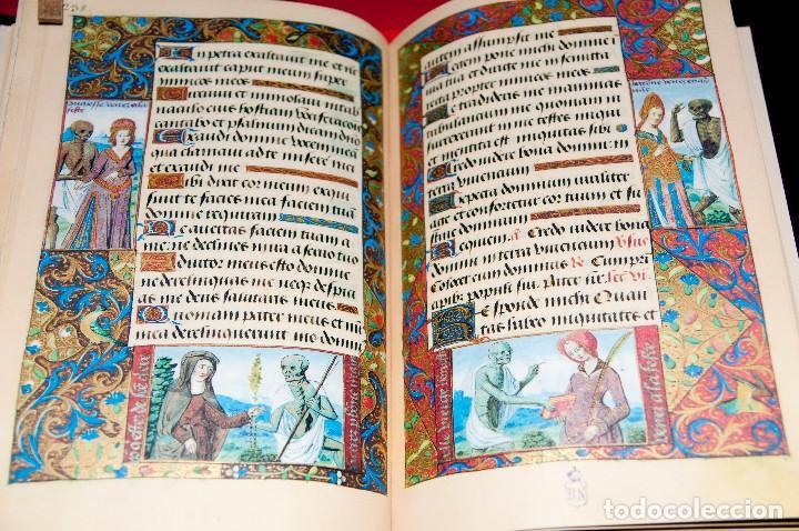 Libros antiguos: Libro de las Horas de Carlos V - Ed. Versol - Facsímil - Foto 2 - 114660691