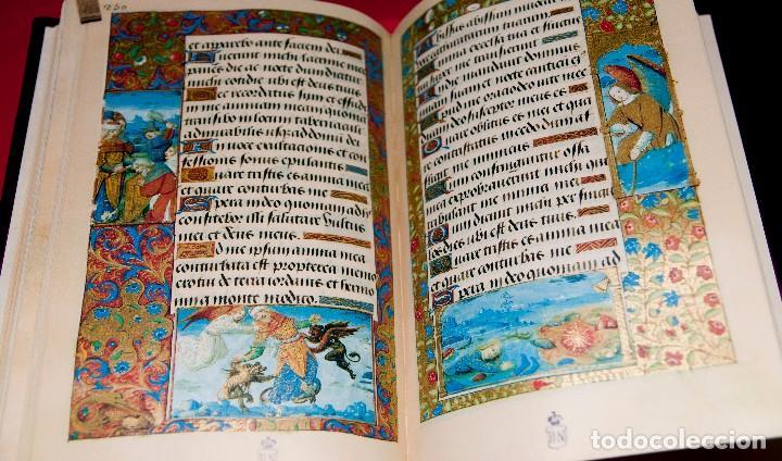Libros antiguos: Libro de las Horas de Carlos V - Ed. Versol - Facsímil - Foto 3 - 114660691