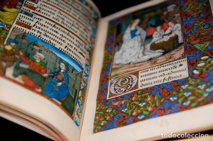Libros antiguos: Libro de las Horas de Carlos V - Ed. Versol - Facsímil - Foto 9 - 114660691