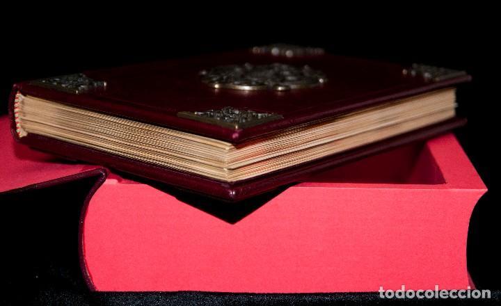 Libros antiguos: Libro de las Horas de Carlos V - Ed. Versol - Facsímil - Foto 10 - 114660691