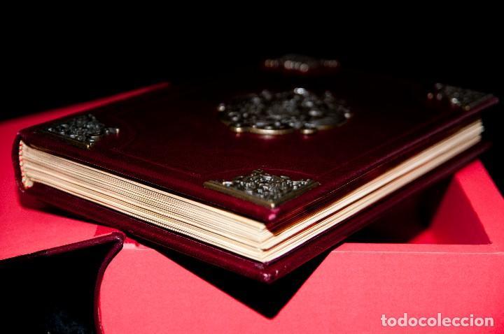 Libros antiguos: Libro de las Horas de Carlos V - Ed. Versol - Facsímil - Foto 11 - 114660691