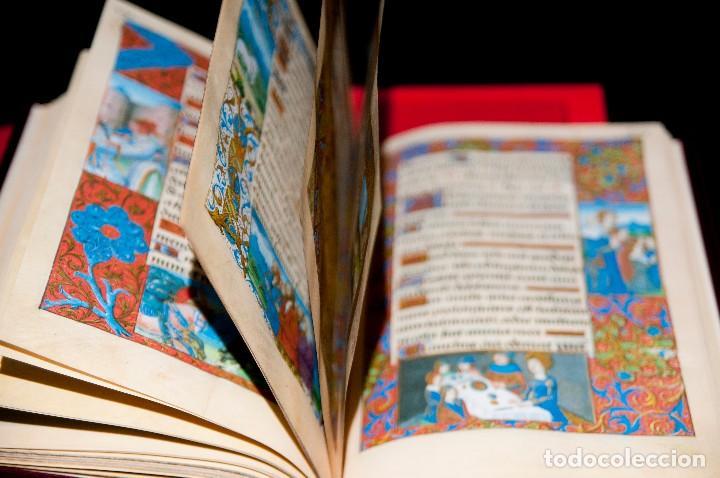 Libros antiguos: Libro de las Horas de Carlos V - Ed. Versol - Facsímil - Foto 13 - 114660691